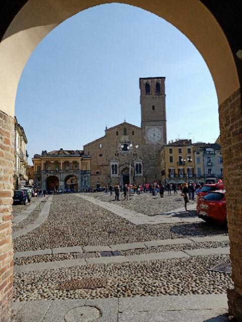 Erasmus+ Sprachaustausch Italienisch in Lodi