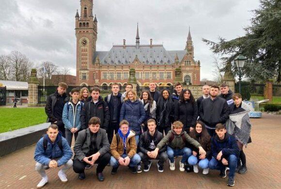 Erasmus+: Europareise nach Brüssel, Amsterdam und Den Haag