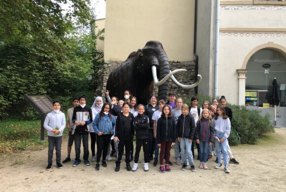Ausflug ins Urgeschichtemuseum MAMUZ